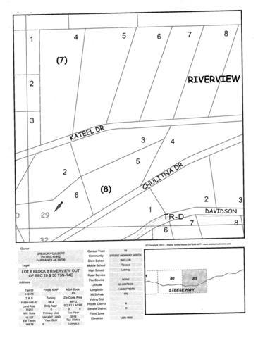 47 mile Steese Highway, Fairbanks, AK 99712 (MLS #137742) :: Madden Real Estate