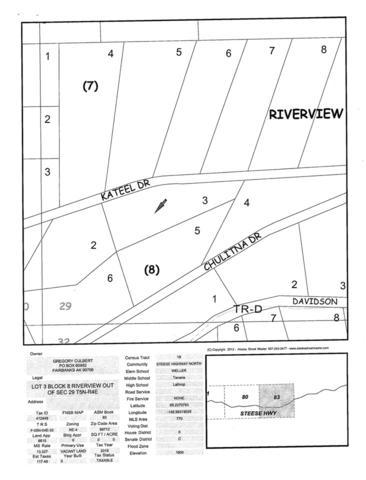 47 MILE Steese Highway, Fairbanks, AK 99712 (MLS #137743) :: Madden Real Estate