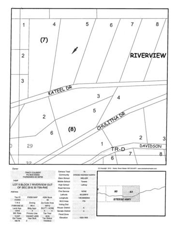 47 MILE Steese Highway, Fairbanks, AK 99712 (MLS #137749) :: Madden Real Estate