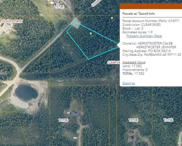 NHN Cloud Road, North Pole, AK 99705 (MLS #137762) :: Madden Real Estate