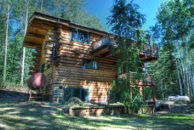 4949 Vancouver Road, Fairbanks, AK 99709 (MLS #137813) :: Madden Real Estate