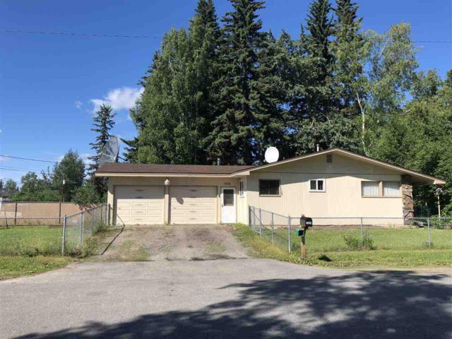 1436 Dogwood Street, Fairbanks, AK 99709 (MLS #137854) :: Madden Real Estate