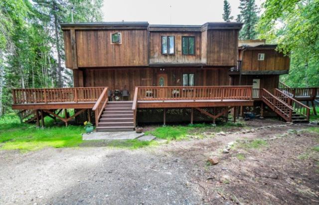 218 Marten Drive, Fairbanks, AK 99712 (MLS #137865) :: Madden Real Estate