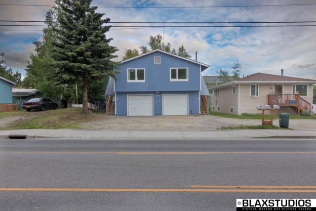 1120 23RD AVENUE, Fairbanks, AK 99701 (MLS #137960) :: Madden Real Estate