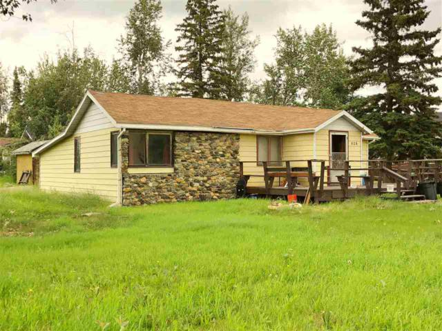 826 17TH AVENUE, Fairbanks, AK 99701 (MLS #137969) :: Madden Real Estate
