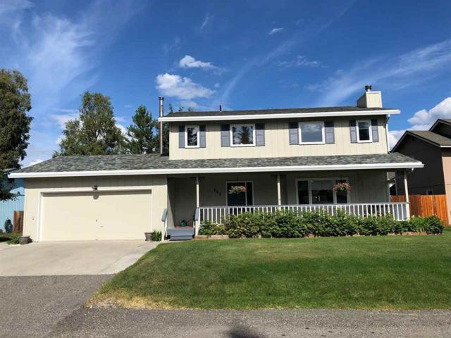 452 Shannon Drive, Fairbanks, AK 99701 (MLS #138147) :: Madden Real Estate