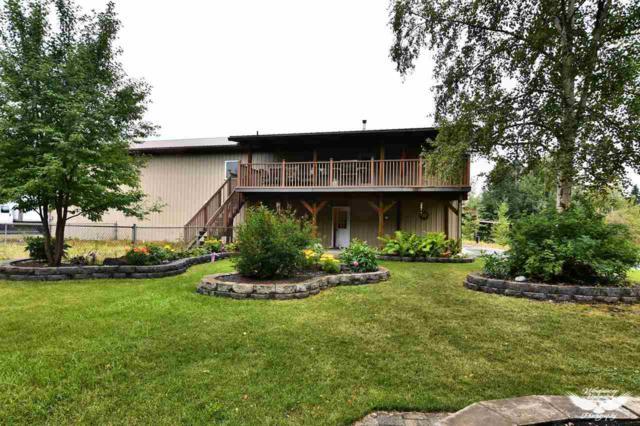594 N Old Steese Highway, Fairbanks, AK 99712 (MLS #138226) :: Madden Real Estate