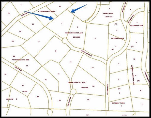Lot 7 Chena Rose Court, Fairbanks, AK 99709 (MLS #138382) :: Madden Real Estate