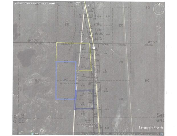 L12-15 Ft. Greely Ridge Road, Delta Junction, AK 99737 (MLS #138458) :: Madden Real Estate