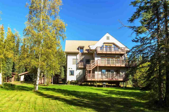514 Sunnyside Road, Fairbanks, AK 99709 (MLS #138493) :: Madden Real Estate