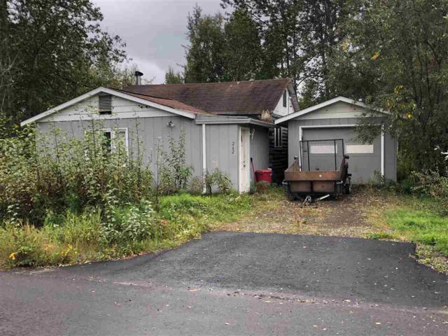 262 W 6TH AVENUE, North Pole, AK 99705 (MLS #138501) :: RE/MAX Associates of Fairbanks