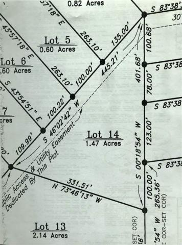 LOT 14 Manley Airport, Manley, AK 99756 (MLS #138535) :: Madden Real Estate