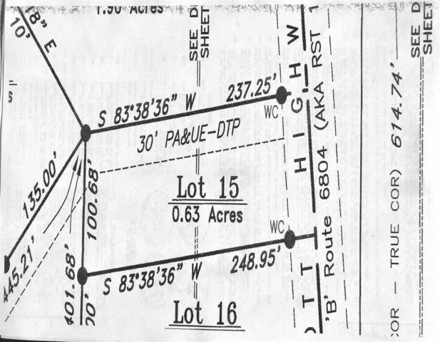 LOT 15 Manley Airport, Manley, AK 99756 (MLS #138536) :: Madden Real Estate