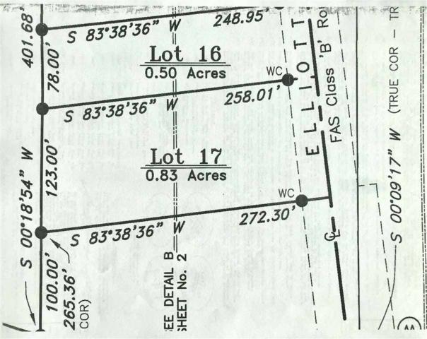 LOT 17 Manley Hot Springs Street, Manley, AK 99756 (MLS #138540) :: Madden Real Estate