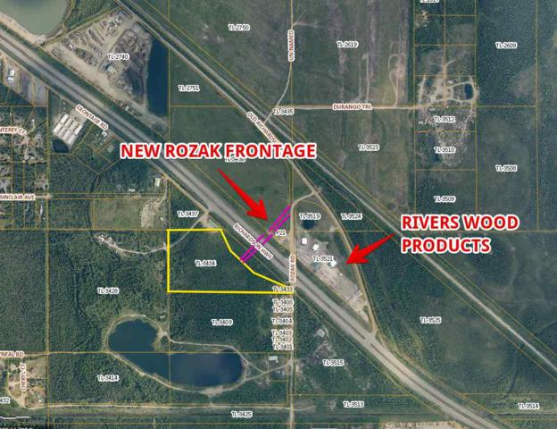 NHN Rozak Road, North Pole, AK 99705 (MLS #138864) :: Madden Real Estate