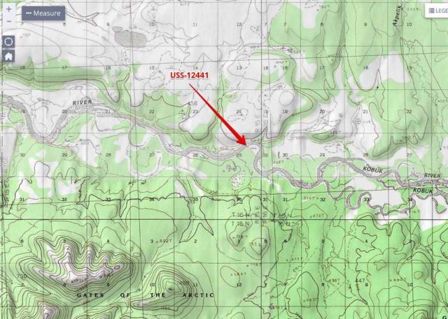 NHN Kobuk River, Kobuk, AK 99751 (MLS #138866) :: Madden Real Estate