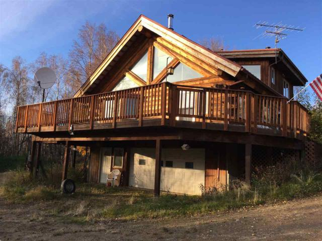 3825 Ridgeview Drive, Fairbanks, AK 99709 (MLS #138872) :: Madden Real Estate