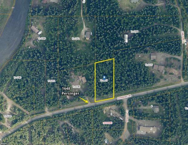 nhn Persinger Drive, Fairbanks, AK 99705 (MLS #138883) :: Madden Real Estate