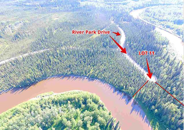 LOT 11 River Park Drive, North Pole, AK 99705 (MLS #138918) :: Madden Real Estate