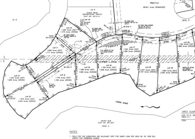 LOT 18 River Park Drive, North Pole, AK 99705 (MLS #138920) :: Madden Real Estate