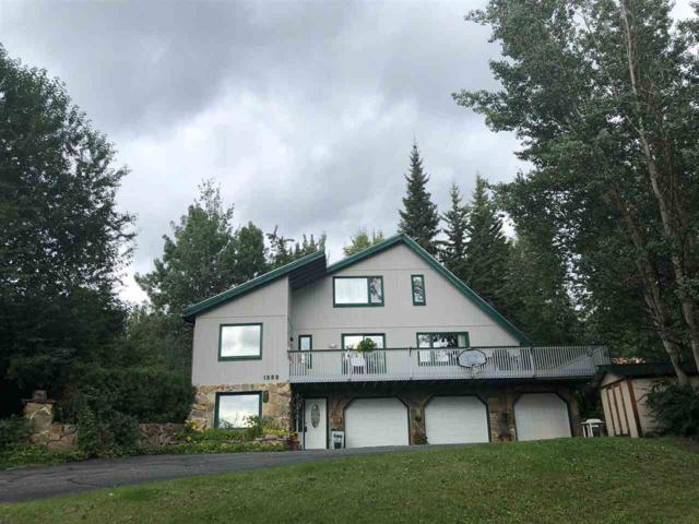 1258 Viewpointe Drive, Fairbanks, AK 99709 (MLS #139053) :: Madden Real Estate