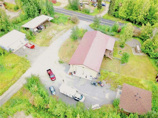 594 N Old Steese Highway, Fairbanks, AK 99712 (MLS #139227) :: Madden Real Estate