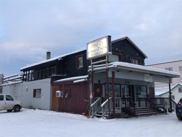 1528 S Cushman Street, Fairbanks, AK 99701 (MLS #139330) :: Powered By Lymburner Realty