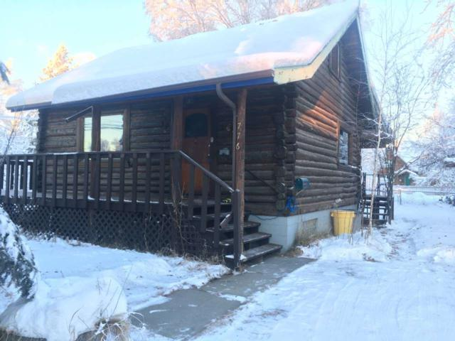 776 8TH AVENUE, Fairbanks, AK 99701 (MLS #139364) :: RE/MAX Associates of Fairbanks