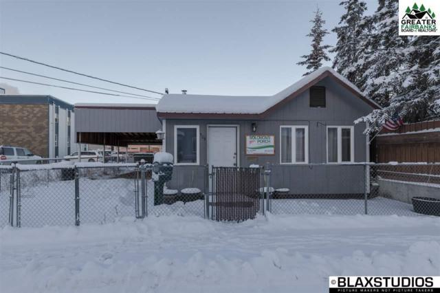 506 Eighth Avenue, Fairbanks, AK 99701 (MLS #139379) :: Madden Real Estate
