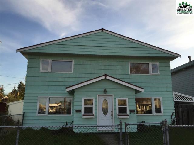 1205/1207 Mccarty Avenue, Fairbanks, AK 99701 (MLS #139423) :: RE/MAX Associates of Fairbanks