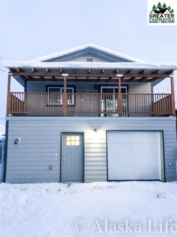 1030 27TH AVENUE, Fairbanks, AK 99701 (MLS #139437) :: Powered By Lymburner Realty