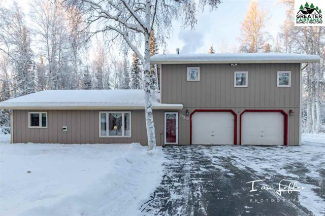 939 Borda Street, North Pole, AK 99705 (MLS #139449) :: RE/MAX Associates of Fairbanks