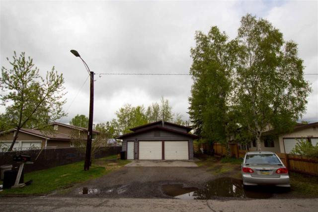 2124 Eagan Avenue, Fairbanks, AK 99701 (MLS #139455) :: RE/MAX Associates of Fairbanks