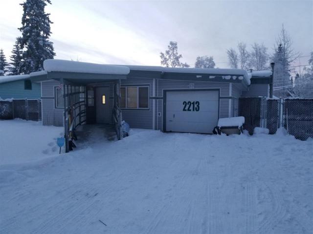 2213 Jack Street, Fairbanks, AK 99701 (MLS #139457) :: Madden Real Estate