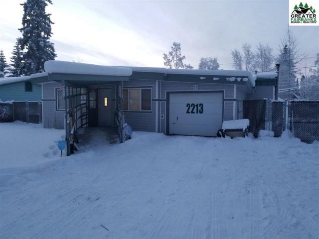 2213 Jack Street, Fairbanks, AK 99701 (MLS #139458) :: RE/MAX Associates of Fairbanks