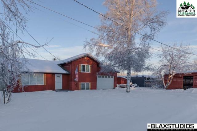1082 Badger Road, North Pole, AK 99705 (MLS #139479) :: RE/MAX Associates of Fairbanks