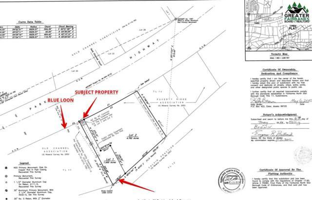 NHN Parks Highway, Fairbanks, AK 99709 (MLS #139550) :: Madden Real Estate
