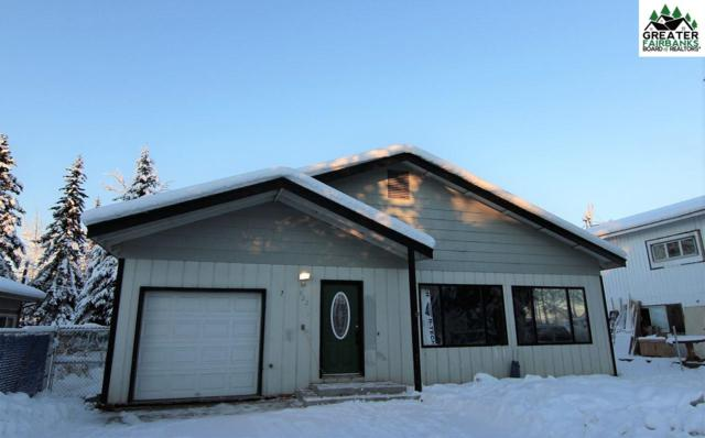 922 25TH AVENUE, Fairbanks, AK 99701 (MLS #139584) :: Powered By Lymburner Realty