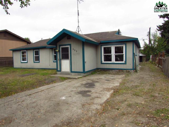 605 Bentley Drive, Fairbanks, AK 99701 (MLS #139630) :: Madden Real Estate