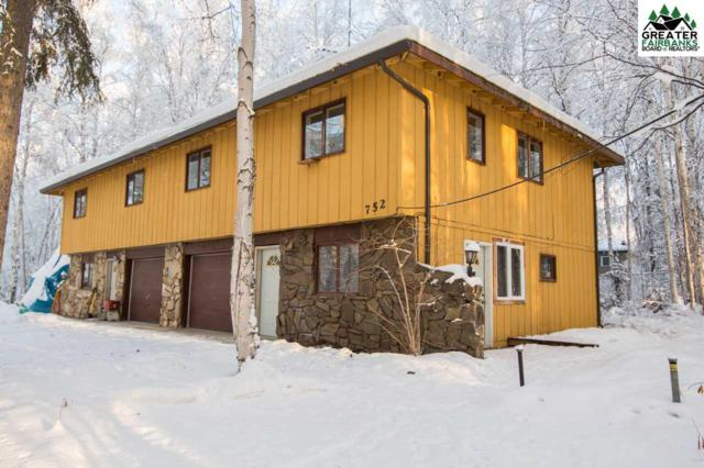 752 Wanda Drive, North Pole, AK 99705 (MLS #139684) :: Powered By Lymburner Realty