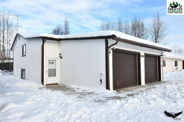 143 E 6TH AVENUE, North Pole, AK 99705 (MLS #139738) :: Madden Real Estate