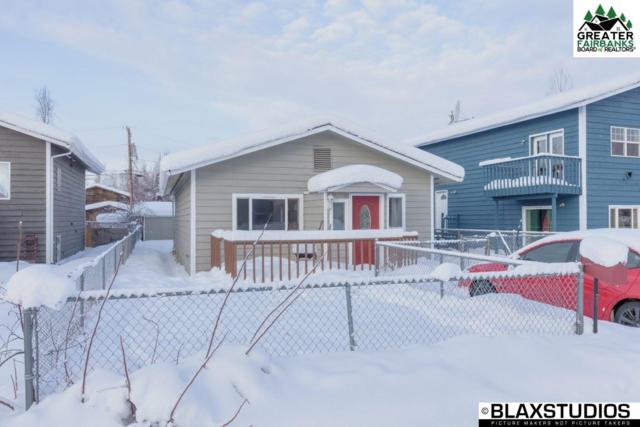 1010 27TH AVENUE, Fairbanks, AK 99701 (MLS #139776) :: Powered By Lymburner Realty