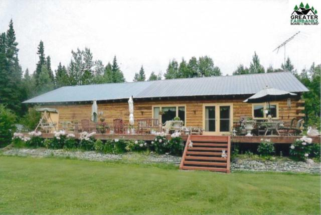 8835 Richardson Highway, Salcha, AK 99714 (MLS #139781) :: Madden Real Estate