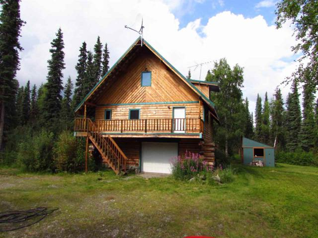 5711 Old Valdez Trail, Salcha, AK 99714 (MLS #139796) :: Powered By Lymburner Realty