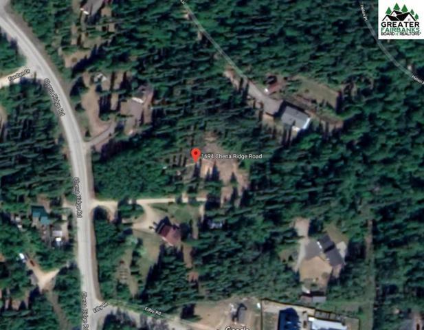 1694 Chena Ridge Road, Fairbanks, AK 99709 (MLS #139848) :: Madden Real Estate
