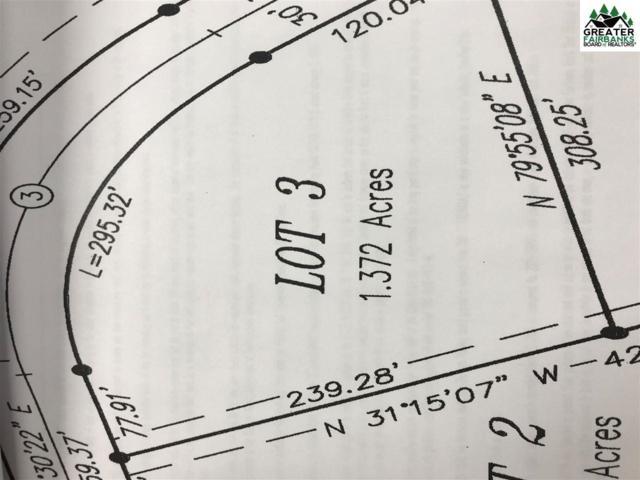 n/a Crestline Drive, Fairbanks, AK 99712 (MLS #139892) :: Madden Real Estate