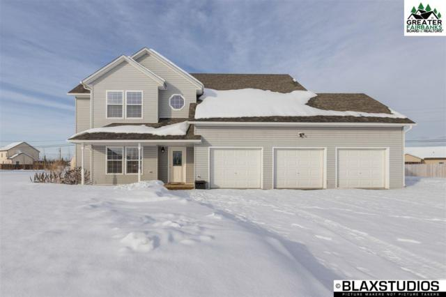 523 W Fifth Avenue, North Pole, AK 99705 (MLS #139903) :: Powered By Lymburner Realty