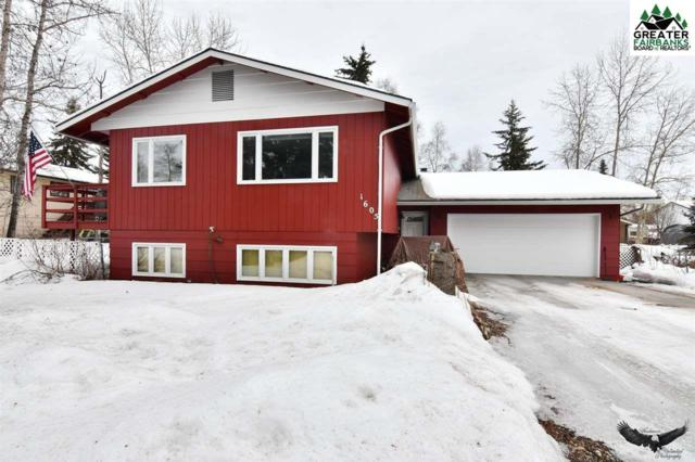 1605 Madison Drive, Fairbanks, AK 99709 (MLS #140002) :: Madden Real Estate