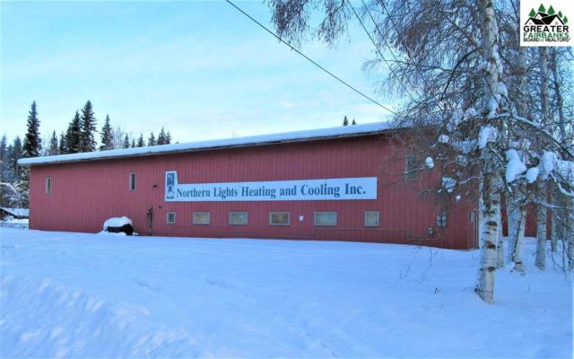 807 Landing Road, North Pole, AK 99705 (MLS #140020) :: Powered By Lymburner Realty
