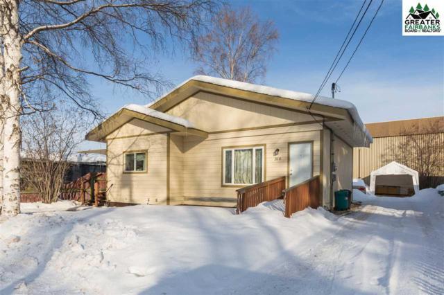 310 18TH AVENUE, Fairbanks, AK 99701 (MLS #140034) :: RE/MAX Associates of Fairbanks